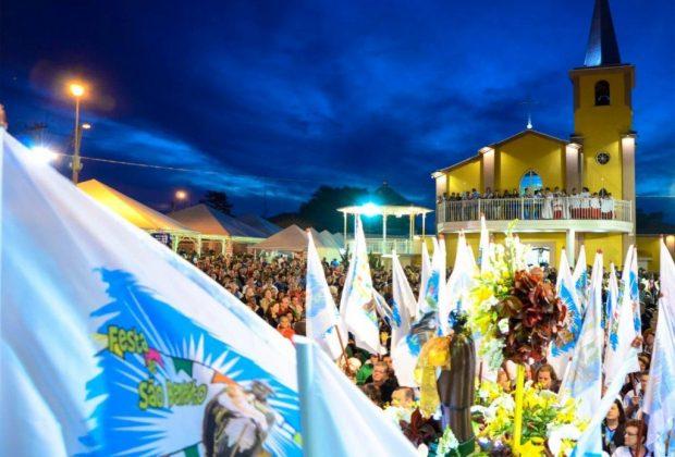 Atrações culturais da Festa de Maio atraem cerca de 20 mil pessoas