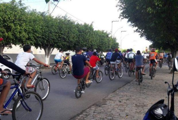 """""""Pedalada Solidária"""" em prol da Campanha do Agasalho será no próximo dia 27"""