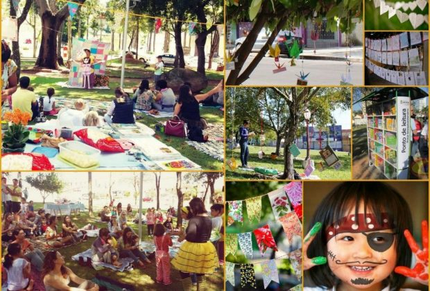 """Parque dos Lagos recebe em junho a primeira edição do projeto """"Piquenique Literário"""""""