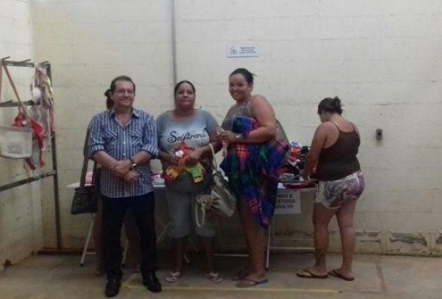 Centro de Referência de Assistência Social distribui doações arrecadas em Campanha