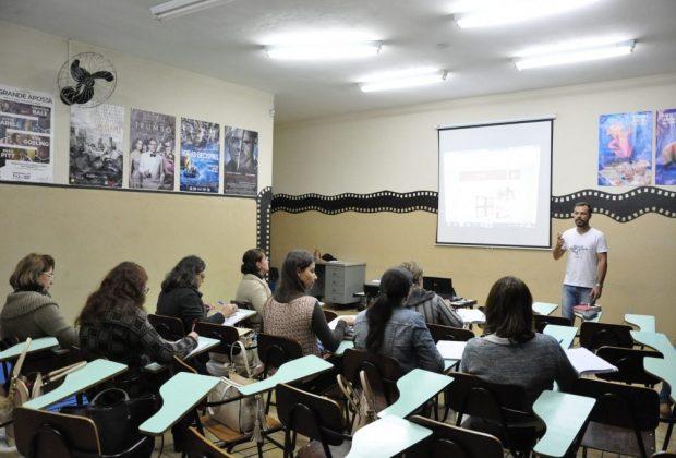 Programa Educativo do Museu de História Natural é apresentado a professores