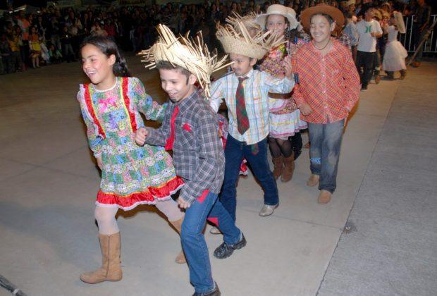 Festa Julina das Escolas acontece neste final de semana, no Parque Santa Maria