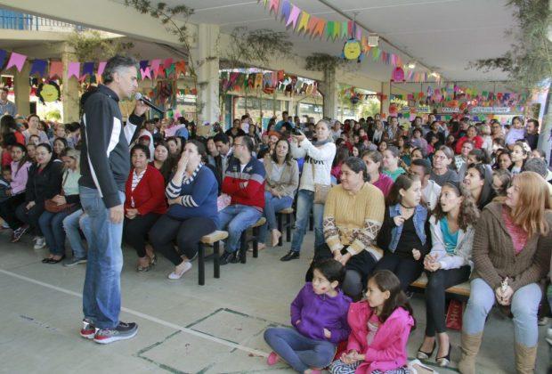 Escola Amiga encerra o primeiro semestre com Festa Junina