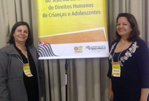 SAS e Conselho Tutelar participam de seminário sobre garantia de direitos para crianças e adolescentes