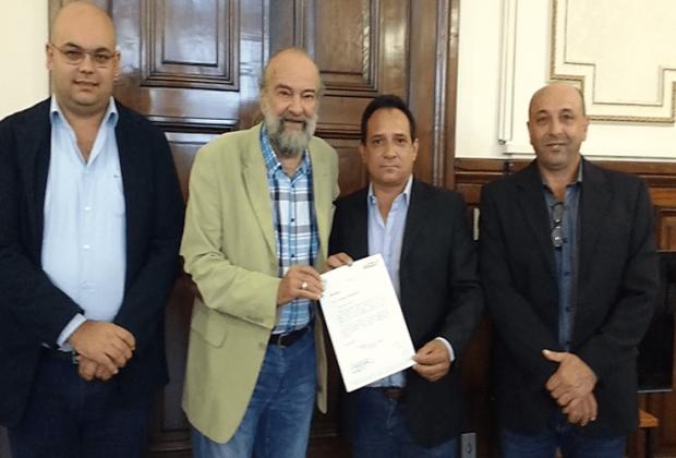 Vice Prefeito de Engenheiro Coelho reúne-se com o Secretário Penna