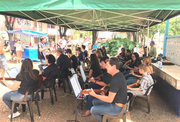 Coreto Cultural traz diversidade musical em sua segunda edição