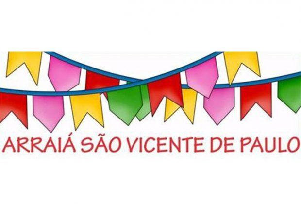 Arraiá do Lar São Vicente de Paulo será realizado no final de semana