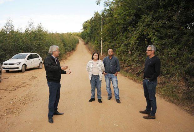 Stock Car: Prefeitura assegura melhorias em estrada rural