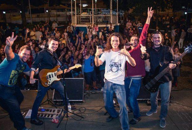 Cultura Rock de julho trará as bandas Crosswalk Zone e Rota 107