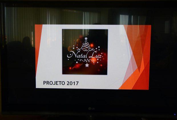 """Prefeitura e ACIMG planejamento do projeto """"Natal Luz"""""""