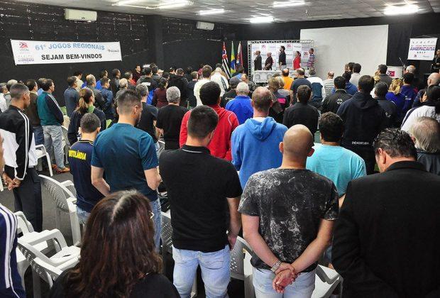 Mogi Guaçu enviará 222 atletas aos jogos regionais de Americana