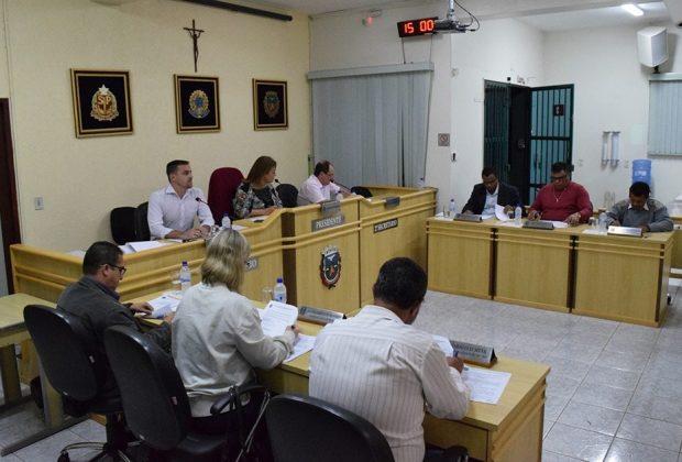 Dois projetos de Lei são apresentados na 20ª sessão da Câmara