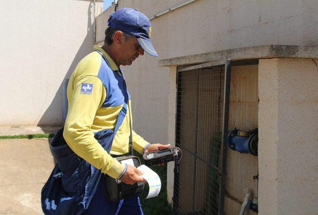 Prefeitura reimplanta leitura imediata de conta de água