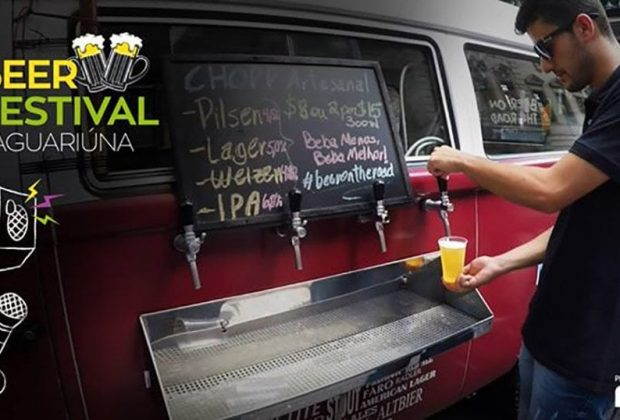 Jaguariúna recebe Music Beer Festival