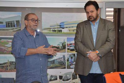 Dr. Octávio assume a secretaria municipal de Saúde