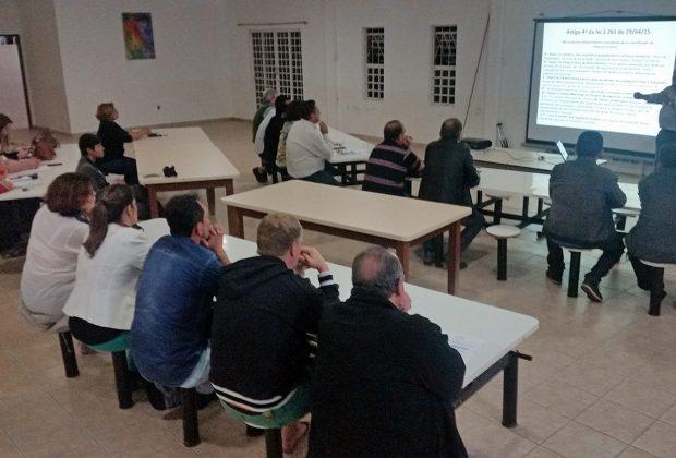 Turismo discute Plano Diretor em nova Audiência Pública nessa terça