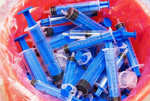 CONSAB recolhe mais de 100 toneladas de lixo hospitalar em sete meses