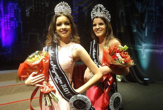 Concurso elege a Miss Teen e Miss Artur Nogueira 2017