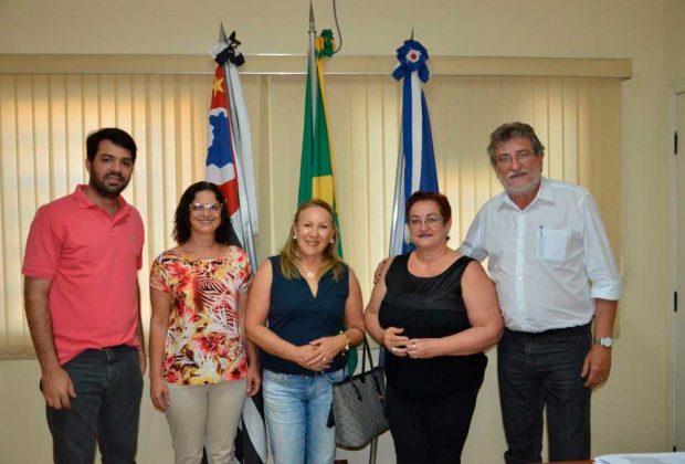 Município firma parceria com a Casa Transitória
