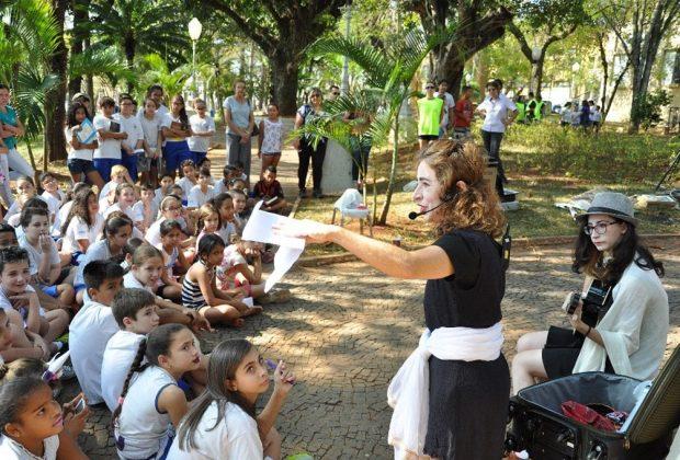 Encerramento da 36ª Semana Juca Mulato reúne alunos no Parque