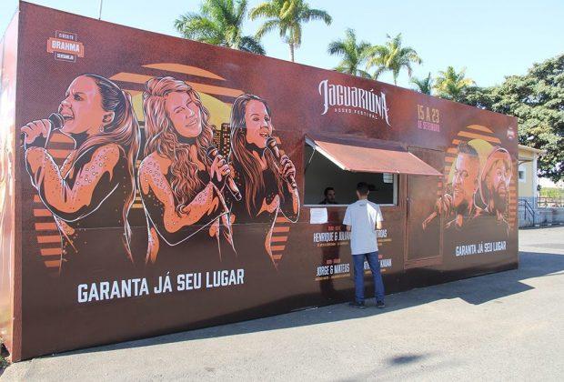 Moradores de Jaguariúnaterão 50% de desconto nos ingressos do Rodeo