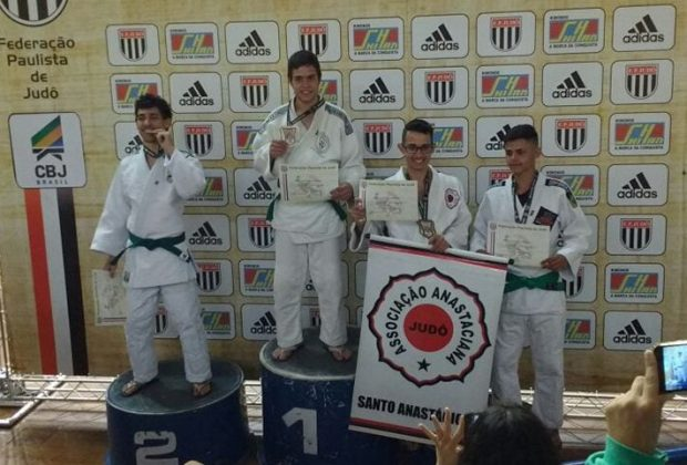 Judoca nogueirense é campeão Paulista Aspirante de Judô