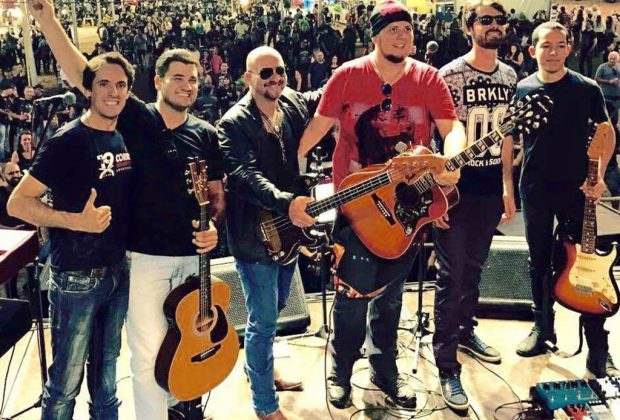 Cultura Rock de setembro traz as bandas The Ze´s e Rádio Machine