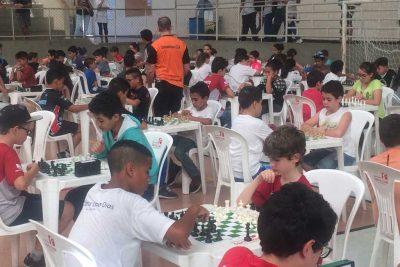Torneio de Xadrez reuniu 239 participantes em Mogi Guaçu