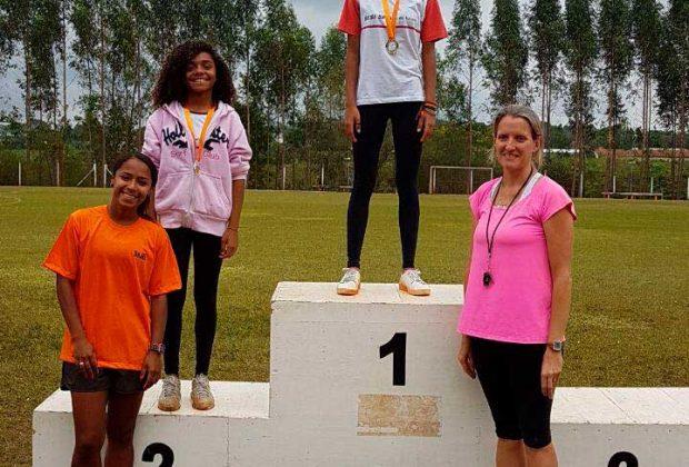 Escolinhas de Esportes participam do 1º Festival de Atletismo Jaguariúna-Holambra