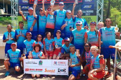Equipe CORUG conquista primeiro lugar em Águas da Prata