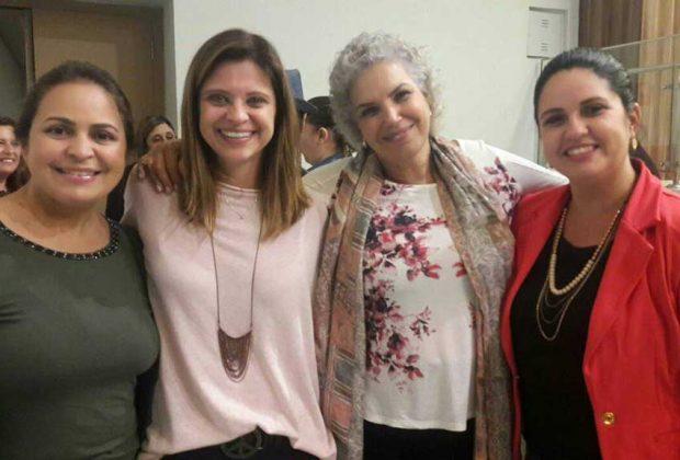 Representantes de Engenheiro Coelho participam de encontro em São Paulo