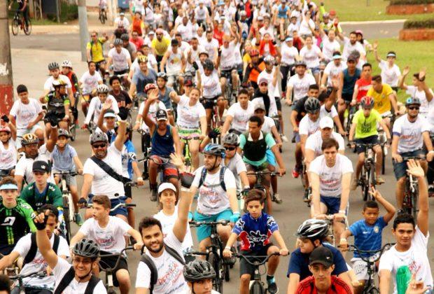 Paulínia recebe mais de 2,5 mil ciclistas no Pedala Tour