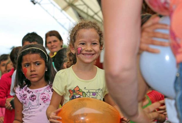 Prefeitura promove Festa da Criança no feriado do dia 12
