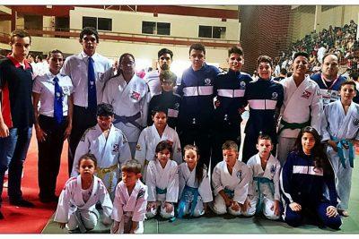 Judô de Amparo disputou Torneio em Serra Negra