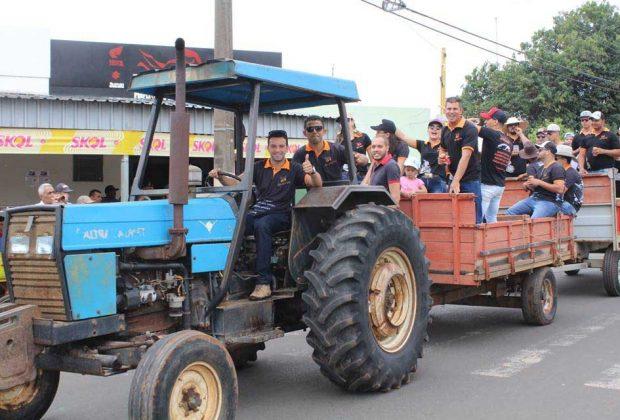 Artur Nogueira Rodeo Festival realiza primeiro Tractor Festival