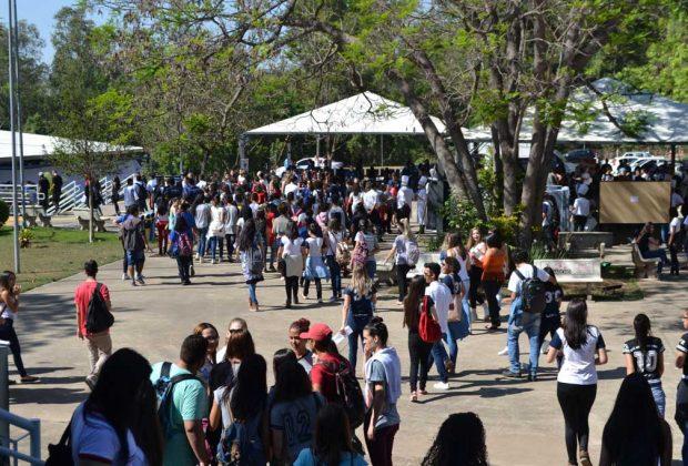 Mais de 6 mil estudantes são esperados em feira de profissões nesta quarta, dia 4