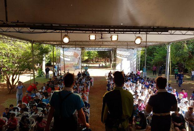 Projeto de democratização do teatro chega a Cosmópolis