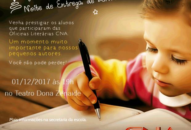 Alunos de Jaguariúna autografam seus livros escritos em inglês