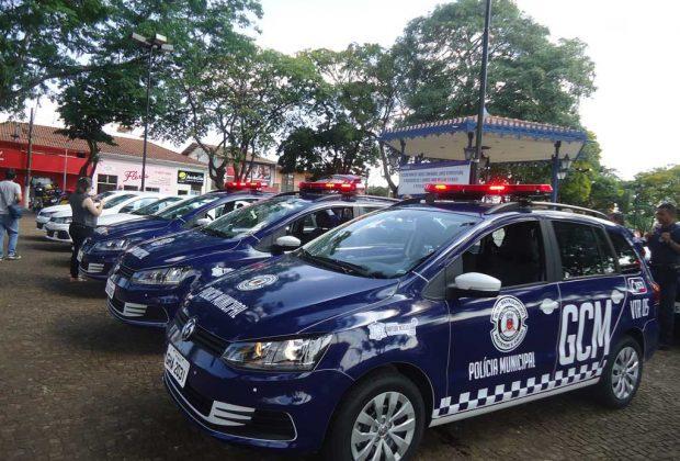 Prefeitura de Artur Nogueira entrega veículos novos para a Saúde e a Segurança