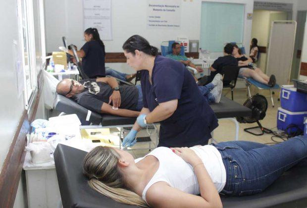 Doação de sangue em Jaguariúna soma 93 bolsas em meio período de coleta