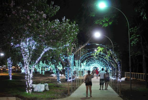Natal Luz começa mais cedo e repete sucesso das edições anteriores