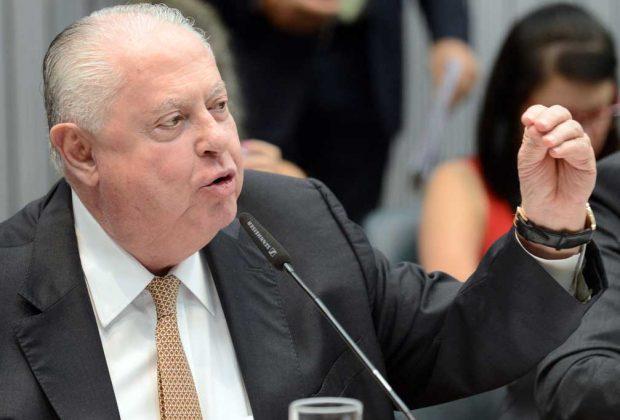 TSE derruba cassação do deputado Barros Munhoz