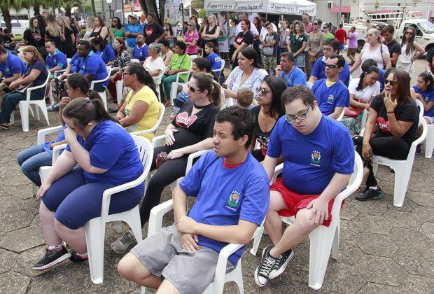 Organizada pela Prefeitura, 1ª Virada Inclusiva de Jaguariúna leva o debate à Praça Umbelina Bueno