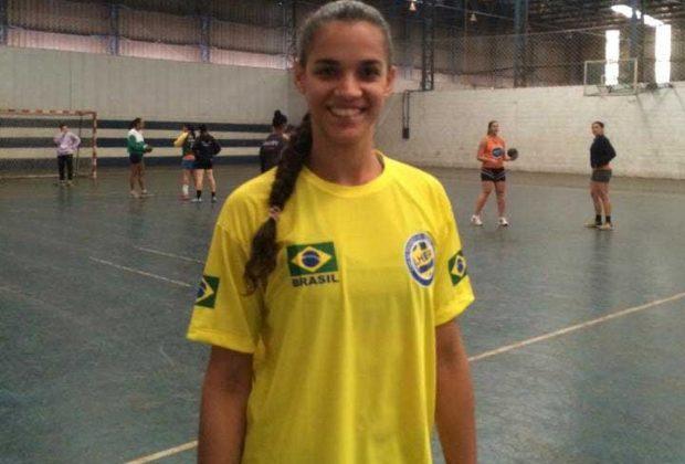 Jogadora do Paulínia Handebol foi contratada por equipe de Portugal