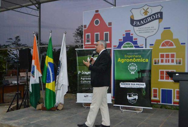 FAAGROH promove primeiro Simpósio Nacional de Agronegócios