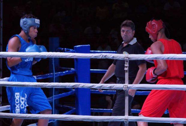 Arte do boxe atrai grande público no Clube Mogiano