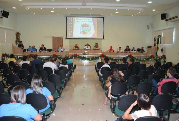 Câmara aprova Plano Diretor para o desenvolvimento do turismo na cidade