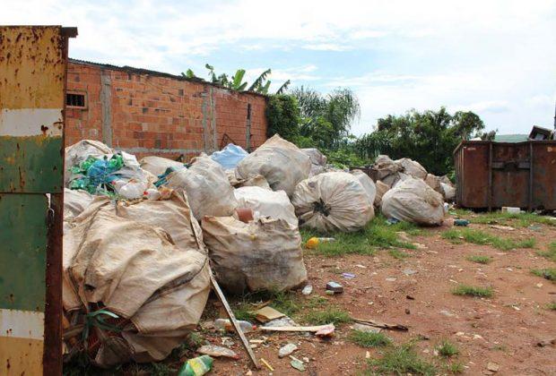 Guarda Municipal de Cosmópolis realiza operação de fiscalização a ferros-velhos e depósitos de materiais recicláveis