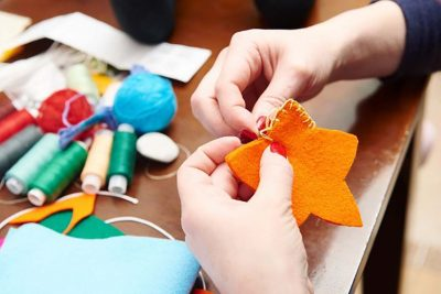 Secretaria de Assistência e Desenvolvimento Social oferece cursos de artesanato em Artur Nogueira