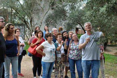 Empresa Folhas de Oliva abre as portas para visitação de turistas